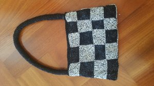 Mini Bag black-white