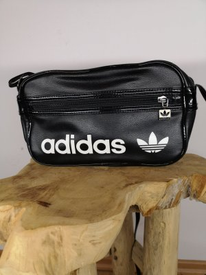 Adidas Originals Borsetta bianco-nero