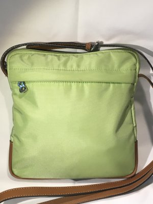 Bogner Carry Bag meadow green synthetic fibre