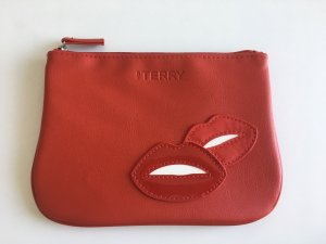 Terry Clutch dark red