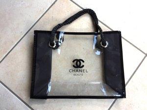 Kleine durchsichtige Chanel Handtasche