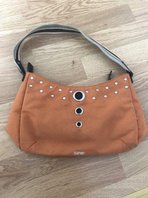 Kleine Esprit Tasche, orange