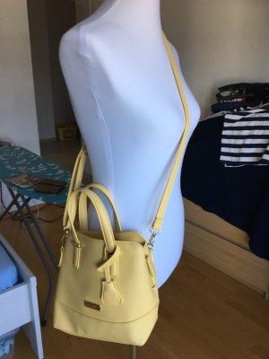 Bolsa de hombro amarillo