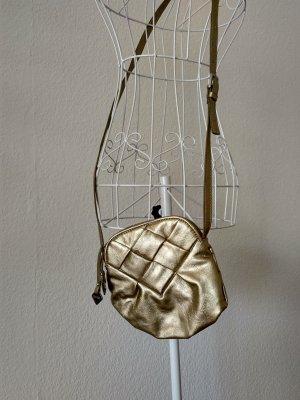 Kleine goldene Handtasche *reserviert*