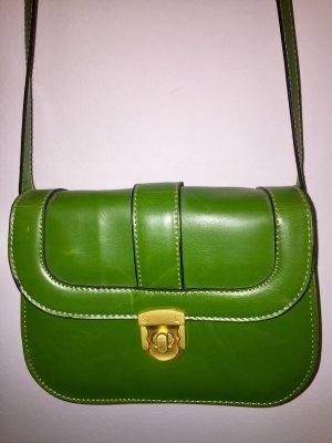 Kleine grüne Tasche