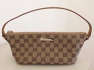 kleine Gucci Tasche braun