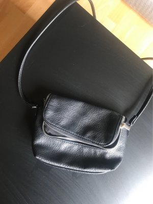 Mini Bag black-silver-colored