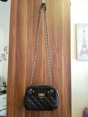 kleine Handtasche DKNY schwarz Gold