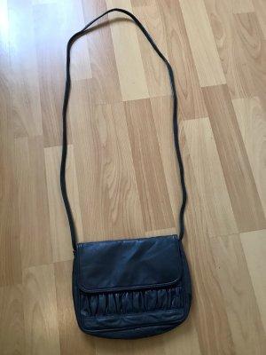 Kleine Handtasche dunkelgrau