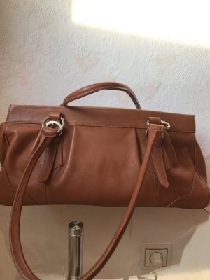 Kleine Handtasche in braun