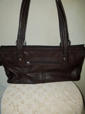 Carry Bag black brown-dark brown
