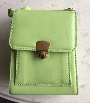 Kleine Handtasche mint