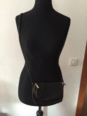 Kleine Handtasche mit Reißverschluss