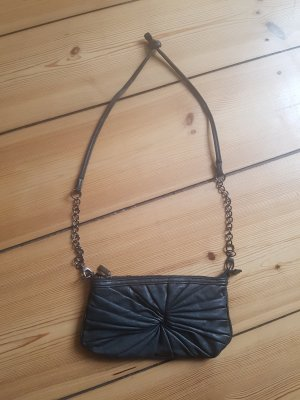 Kleine Handtasche mit Wickelmuster