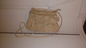 kleine Handtasche nude