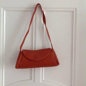 kleine Handtasche orange/braun von VOI