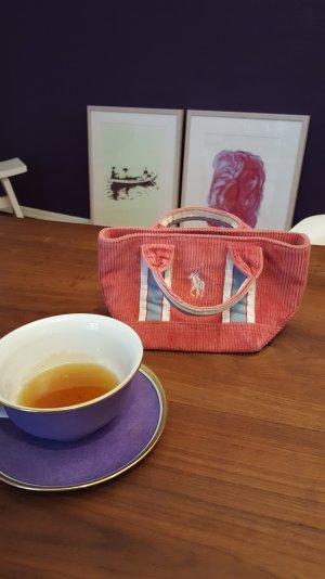 kleine Handtasche Polo Ralph Lauren sehr selten