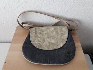 Esprit Bolso beige claro-azul
