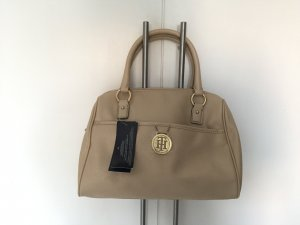 Tommy Hilfiger Bowling Bag gold-colored-beige synthetic