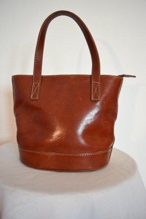 kleine Handtasche von Vera Pelle Echtleder