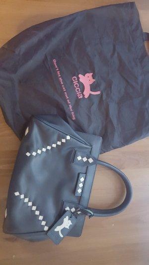 Kleine italienische Designerhandtasche