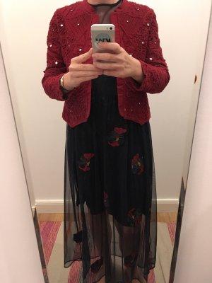 Kleine Jacke mit eingearbeiteten Spiegeln