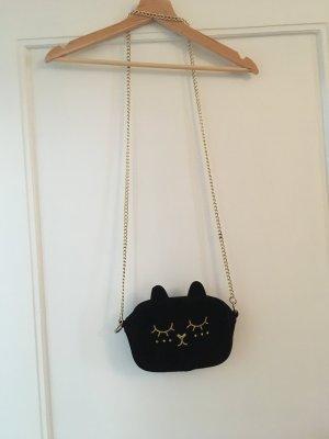 Kleine Katze Handtasche
