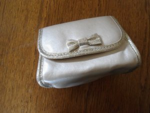 Mini Bag cream-gold-colored