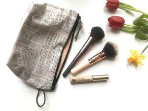 Kleine Kosmetiktasche von Dawanda :)
