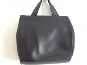 Closed Carry Bag black leather