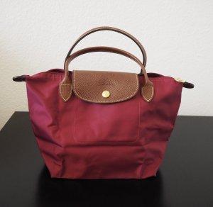 Kleine Longchamp-Tasche