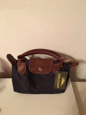 Longchamp Mini Bag dark blue