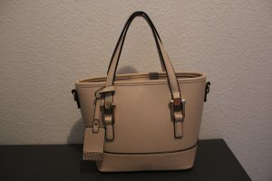 Kleine Nude Handtasche