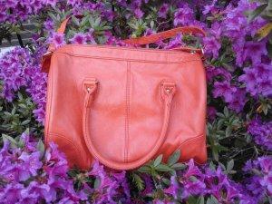 Kleine Orangene H&M Tasche