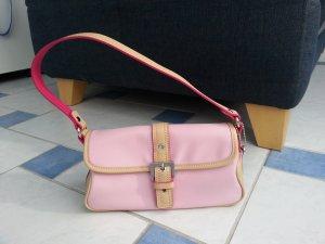 Kleine rosa Handtasche