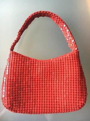 Kleine rote Abendtasche