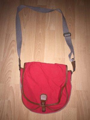 Kleine rote H&M Tasche
