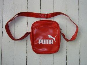 Kleine rote Puma Umhängetasche
