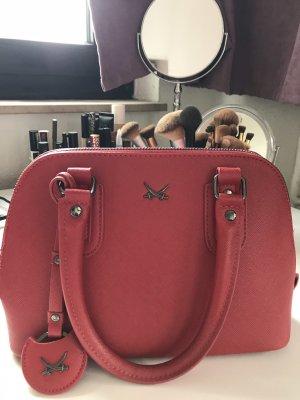 Kleine rote Sansibar Tasche