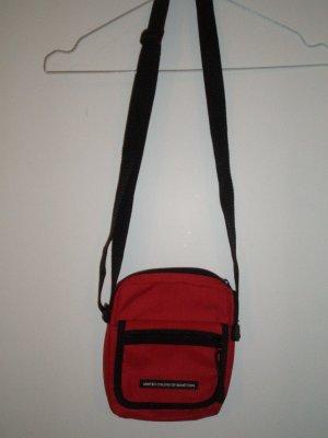 Kleine rote sportliche Umhängetasche (neu)