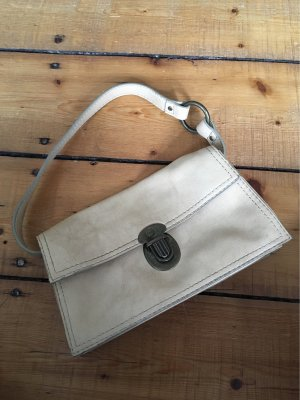 MNG Mini Bag cream-bronze-colored