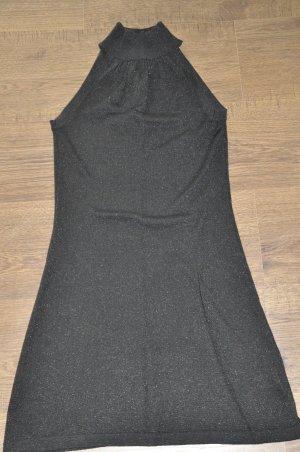 kleine schwarz H&m lurex gr. xs 34 top zustand