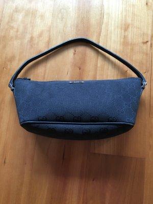 Kleine schwarze Gucci Tasche