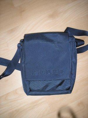 Kleine schwarze Handtasche Nylon Picard