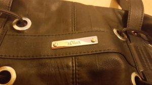 Kleine schwarze Handtasche S.Oliver