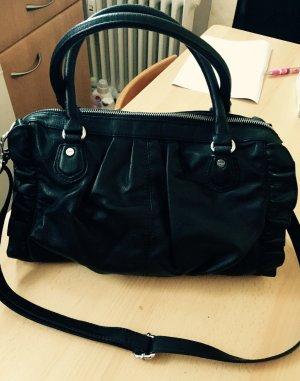 Kleine schwarze Handtasche von Esprit