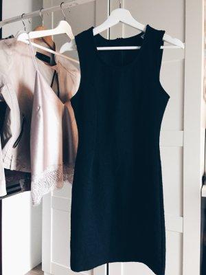 Kleine schwarze Kleid Rücken Ausschnitt neu Party