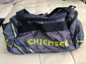 Chiemsee Borsa sport color oro rosa