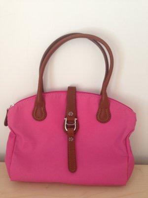 kleine Tasche von Aigner in pink