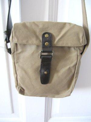 Kleine Tasche von Marc O´Polo Canvas Wachstuch Stofftasche